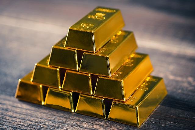金地金 ゴールドバー