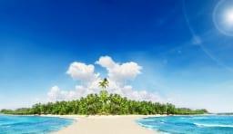 パラダイス 島