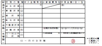 平成30年分配偶者控除等申告書