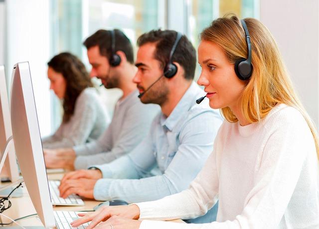 労働者 仕事 コールセンター