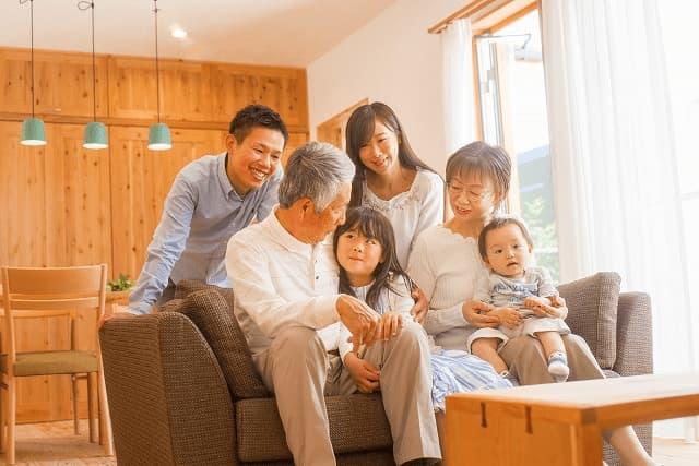 家族 生活