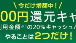 三井住友カード 今だけ最大12,000円還元キャンペーン