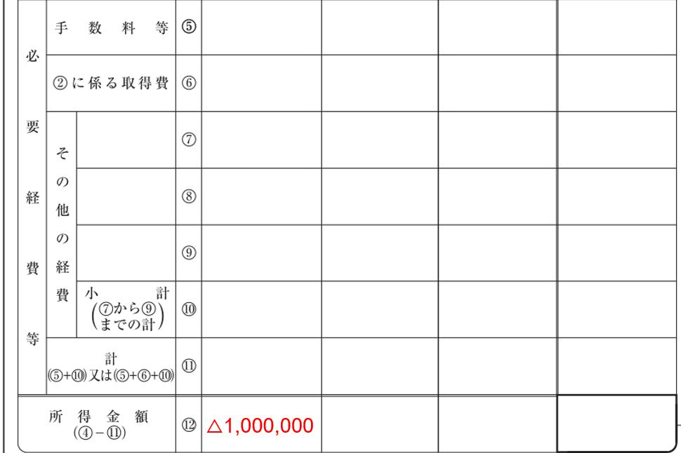 FX 損失 先物取引 ③