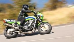 バイクと自動車税